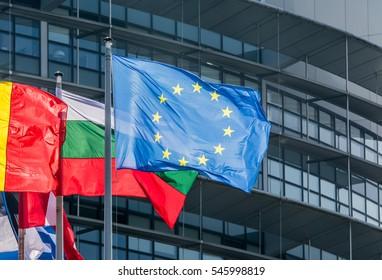 EU Flag - Photo