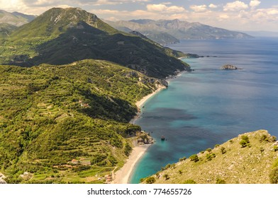 Euboea/Evia is one of the biggest greek islands