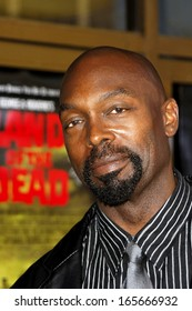 Eugene Clark at GEORGE A ROMERO'S LAND OF THE DEAD Premiere, Mann's National Theatre in Westwood, Los Angeles, CA, June 20, 2005
