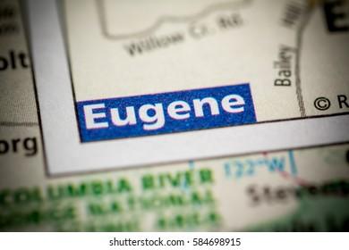 Eugene. Oregon. USA