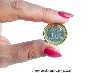 EUR coin money for investment