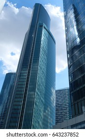 Eurasia Tower - Moscow International Business Center, Moscow, Russia
