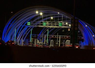 Eurasia Tunnel (Avrasya Tuneli) Istanbul, Turkey