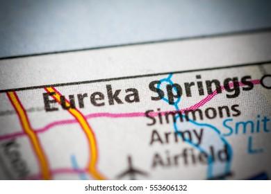 Eureka Springs. North Carolina. USA