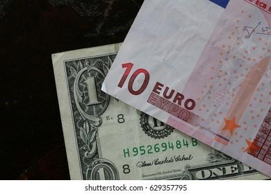 euro banknote package
