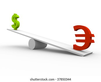 Euro bigger than dollar