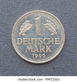 Euro coin (currency of the European Union)