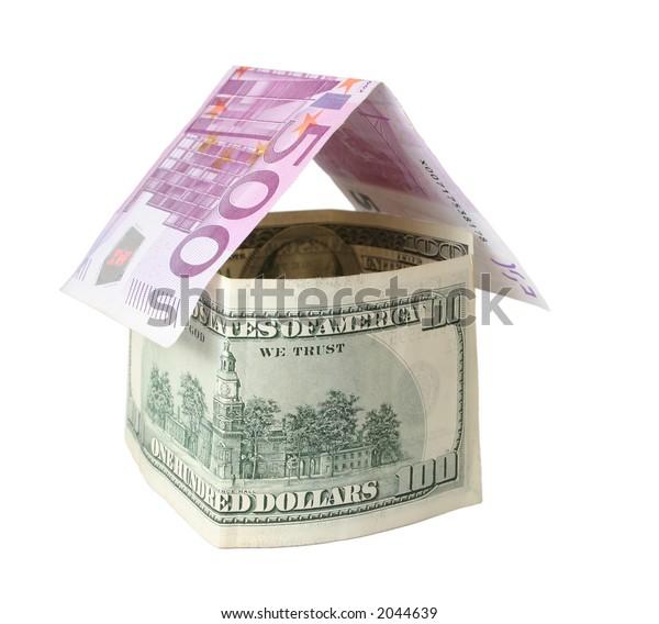 euro dollar house