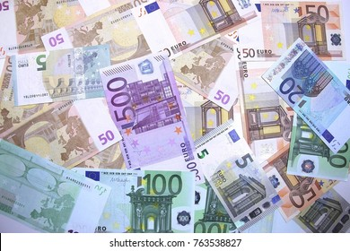 Euro notes supply