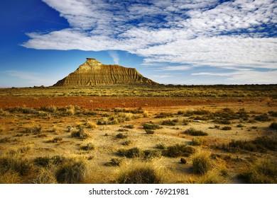 Europe desert