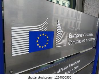 European Commission. Belgium, Brussels 8/12/2018