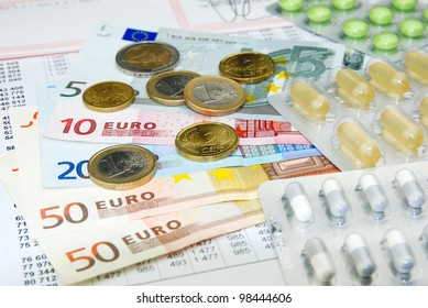 european currency euro and health care system