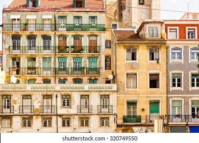 European dwelling house