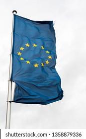 European Flag EU