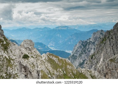 European mountains and hills