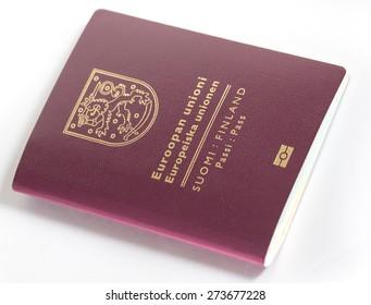 An European passport.