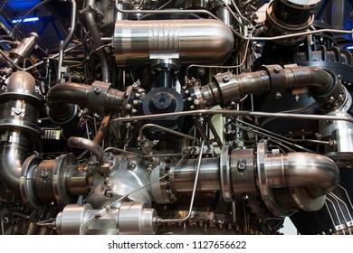 european spaceship engine