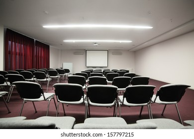 european style big and spacious conference room