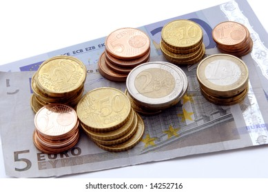 Euros and cents