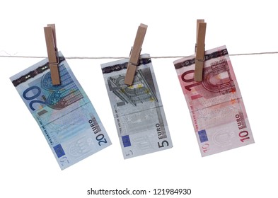 euros drying on line