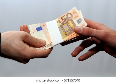 Euros - Money - euro cash background. Euro Money Banknotes - tangent policy