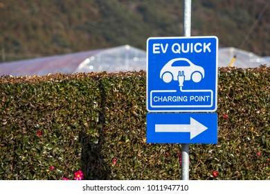 EV QUICK mark