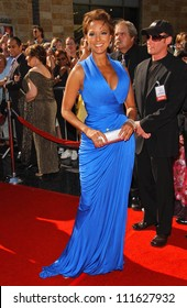 Eva LaRue at the 34th Annual Daytime Emmy Awards. Kodak Theater, Hollywood, CA. 06-15-07