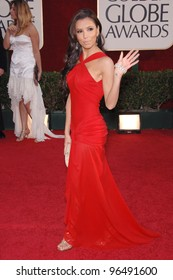 EVA LONGORIA at the 63rd Annual Golden Globe Awards at the Beverly Hilton Hotel. January 16, 2006  Beverly Hills, CA  2006 Paul Smith / Featureflash