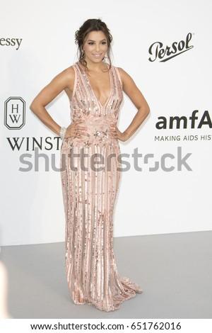3d257965720 Eva Longoria attends the amfAR Gala Cannes 2017 at Hotel du Cap-Eden-Roc on  May 25