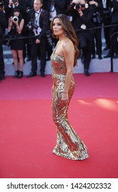 """Eva Longoria attends the screening of """"Rocket Man"""" during the 72nd annual Cannes Film Festival on May 16, 2019 in Cannes, France."""
