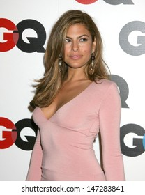 Eva Mendes GQ Magazine 2005 Men of the Year Party Mr Chow Beverly Hills Beverly Hills, CA December 1, 2005