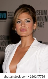 Eva Mendes at Museum of the Moving Image Salute to Will Smith, Waldorf-Astoria Hotel, New York, NY, December 03, 2006
