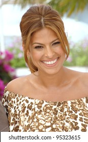 "Eva Mendes at photocall for her new movie ""We Own the Night"" at the 60th Annual International Film Festival de Cannes. May 25, 2007  Cannes, France.  2007 Paul Smith / Featureflash"