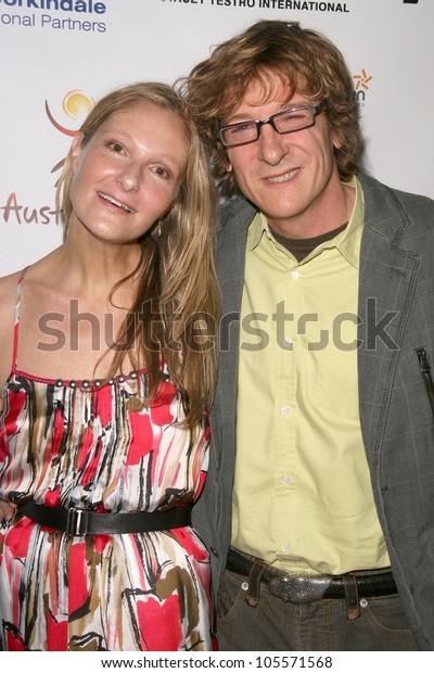 Eva Orner Australian Academy Award Celebration People Stock Image 105571568