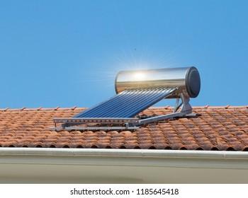 evacuated eube solar collectors