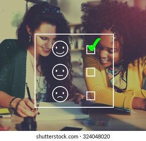 Evaluate Evaluating Evaluation Statistics Questionaire Concept