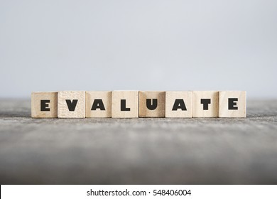 EVALUATE word made with building blocks