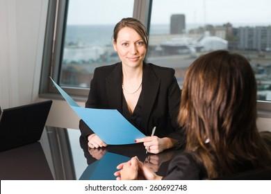 evaluation talk