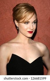 Evan Rachel Wood at the Hollywood Life Magazine's Breakthrough of the Year Awards. Music Box, Hollywood, California. December 10, 2006.