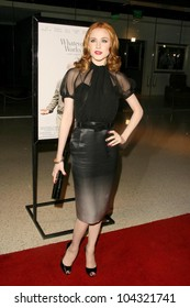 Evan Rachel Wood at the Los Angeles Premiere of 'Whatever Works'. Pacific Design Center, West Hollywood, CA. 06-08-09