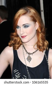 Evan Rachel Wood   at the Los Angeles Premiere of 'The Wrestler'. The Academy Of Motion Arts & Sciences, Los Angeles, CA. 12-16-08