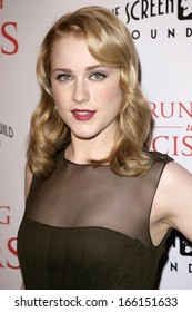 Evan Rachel Wood at RUNNING WITH SCISSORS Premiere SAG Foundation Catastrophic Health Fund Benefit, Academy of Motion Picture Arts & Sciences AMPAS, Los Angeles, October 10, 2006