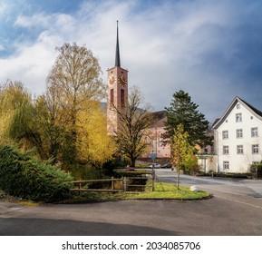 Evangelical Church - Buchs, Switzerland