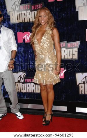 Eve 2007 MTV Video Music Awards Stock Photo Edit Now 94601293