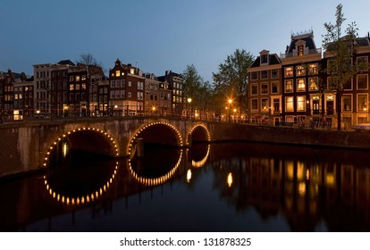 Evening in Amsterdam