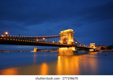 Evening Chain Bridge