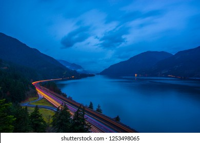 Evening Columbia River Gorge
