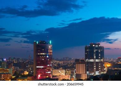 evening Kiev