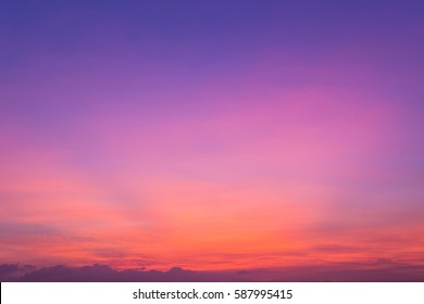 Evening sky and colorful sunlight,amazing dramatic cloud sunset,dusk wonder sky,sun rays bright,twilight sky on summer,altocumurus cloud.