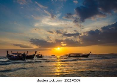 Evening in Thailand 2